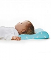 Подушка ортопедическая Trelax под голову для детей от 1 5 до 3-х лет арт.П32 BAMBINI унив. 1 шт.