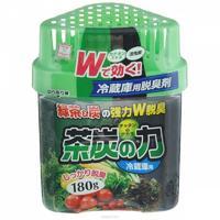 Поглотитель запаха для холодильника Kokubo Сила угля и зеленого чая 180г