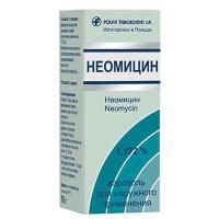 Неомицин аэрозоль 1,172%, 16 г