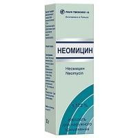Неомицин аэрозоль 1,172%, 32 г
