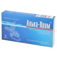 Алька-прим шип.таб. х2