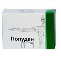 Полудан лиофил. д/р-ра для инъекций 100 ЕД флаконы 10 шт.