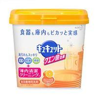 Порошок для посудомоечной машины KAO Cucute Citric Acid Effect Orange oil Box Type 680 г