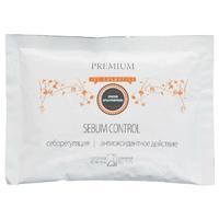 Premium Jet cosmetics маска альгинатная Sebum control 30 г