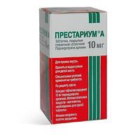 Престариум А таблетки 10 мг, 30 шт.