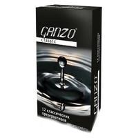 Презервативы Ganzo Classic классические 12 шт.