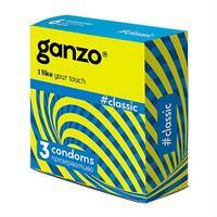 Презервативы Ganzo Classic классические 3 шт.