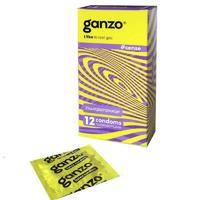 Презервативы Ganzo Sense тонкие 12 шт.