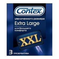 Презервативы Контекс Extra Large XXL упаковка, 3 шт.