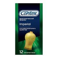 Презервативы Контекс Imperial упаковка, 12 шт.