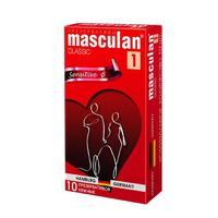 Презервативы Masculan Classic Нежные 10 шт.