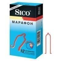 Презервативы Sico Марафон упаковка, 12 шт.