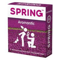 Презервативы Spring Aromantic ароматизированные 3 шт.