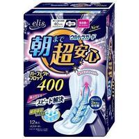 Прокладки Daio Megami ультразащитные ночные Макс Elis Night Super Plus с крылышками 40см, 12шт
