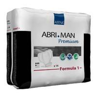 Прокладки урологические Abena Abri-Man Premium для мужчин Formula 1 14 шт. упак.