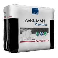Прокладки урологические Abena Abri-Man Premium для мужчин Formula 2 14 шт. упак.