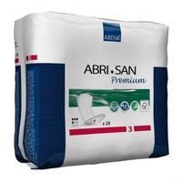 Прокладки урологические Abena Abri-San 3 Premium легкая и средняя степень недержания 28 шт. упак.