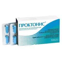 Проктонис капсулы 0,27 г 60 шт.