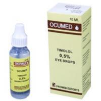 Окумед глазные капли 0,5%, 10 мл