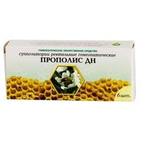 Прополис ДН суппозитории ректальные гомеопатические 6 шт.