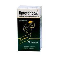 Простанорм таблетки 200 мг, 30 шт.