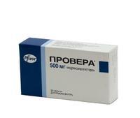 Провера таблетки 500 мг, 30 шт.