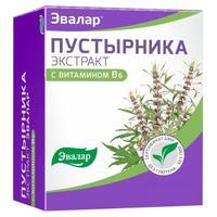 Пустырника экстракт Эвалар таблетки 0,23 г 50 шт.