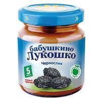 Пюре Бабушкино Лукошко чернослив с 5 мес. 100г 1