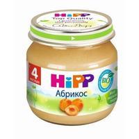 Пюре Hipp абрикосы Мое Первое Пюре с 4 мес. 80г 1 шт.