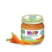 Пюре Hipp морковь Мое Первое Пюре с 4 мес. 80г 1