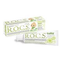 R.O.C.S. Baby Зубная паста для малышей Ромашка 45г