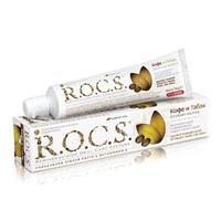 R.O.C.S. Зубная паста Кофе и табак 74г