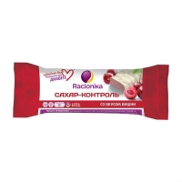 Рационика Сахар-контроль Батончик со вкусом вишни 50 г