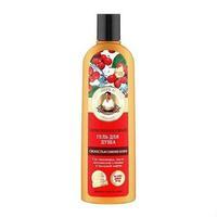 Рецепты Бабушки Агафьи гель для душа свежесть и сияние кожи лимонниковый 280 мл