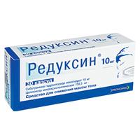 Редуксин капсулы 10 мг+158.5 мг 30 шт.