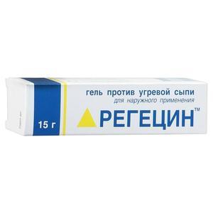 Регецин гель, 15 г