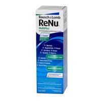Реню МультиПлюс (Renu Multiplus) раствор для линз универсальный флакон 360 мл