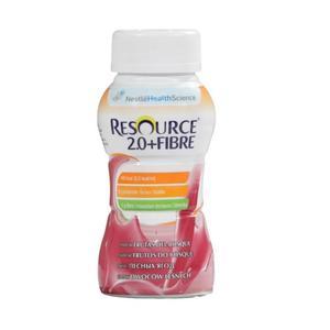 Нестле ресурс 2.0+ файбер со вкусом лесных ягод бут. 200мл