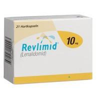 Ревлимид капсулы 10 мг, 21 шт.