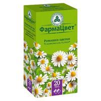 Ромашка цветки 1,5г фильтр-пакет х20