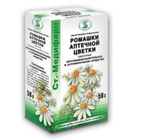 Ромашки цветки пачка, 50 г