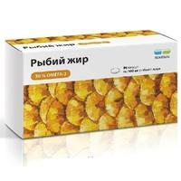 Рыбий жир Renewal капсулы 500 мг 96 шт.