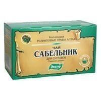 Сабельник-эвалар чай фильтр-пакет 2г №20