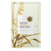Saem Natural Oatmeal Mask Sheet Маска тканевая с экстрактом овсянки 21 мл