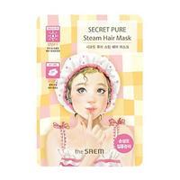 Saem Secret Pure маска паровая для поврежденных волос 20 г