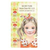 Saem Secret Pure Пластырь для удаления черных точек 6 г 6 г