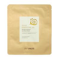 Saem Snail Essential маска для лица антивозрастная 50 г