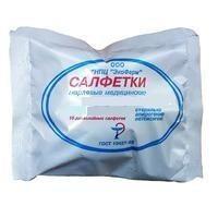 Салфетки стерильные 5 х 5 см, 10 шт.
