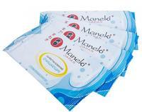 Салфетки влажные Kaiteki очищающие антибактериальные в инд. упаковке 15 шт