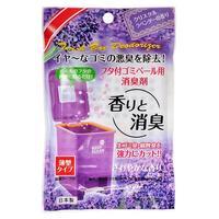 Sanada Seiko поглотитель запахов для мусорных ведер с ароматом лаванды 1 шт.